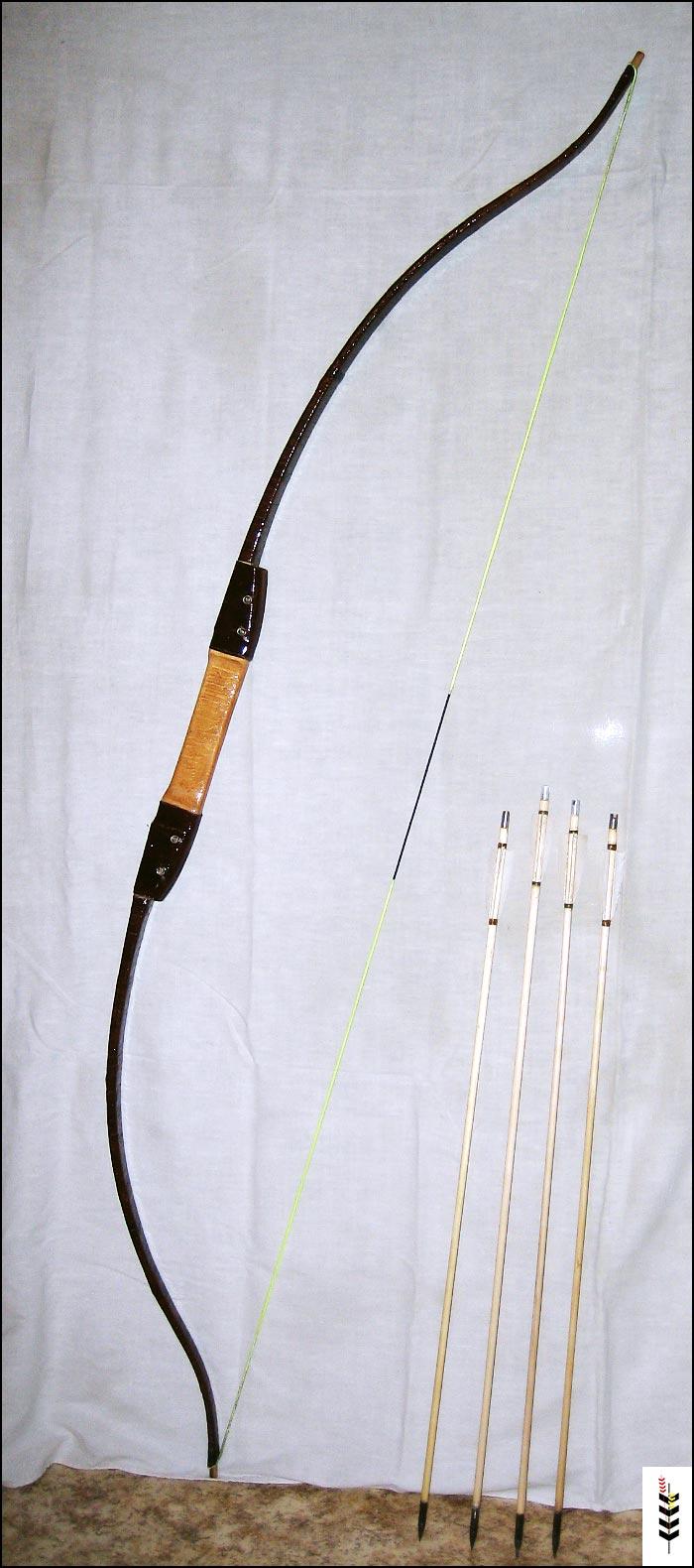 Совет 1: Как сделать лук и стрелы в домашних условиях 33
