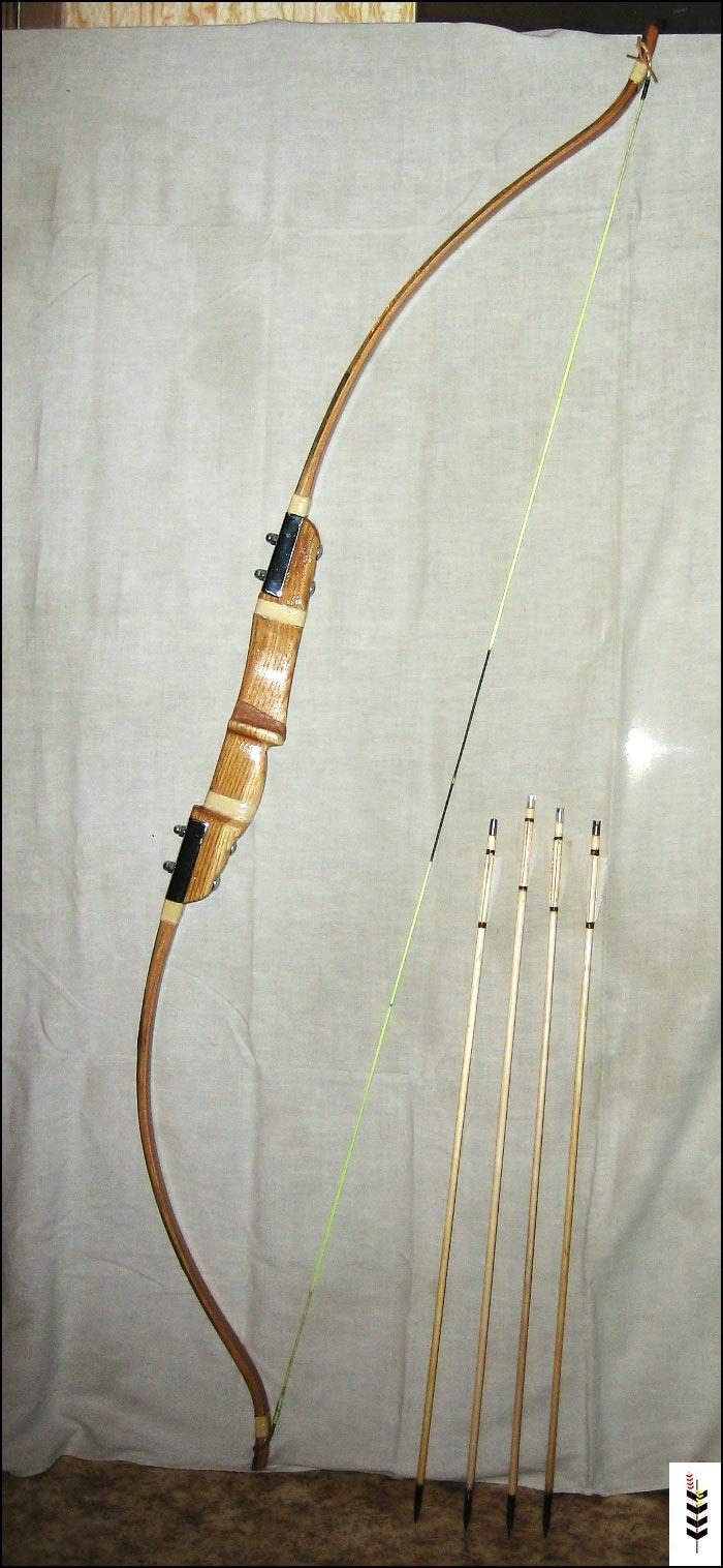 Как сделать лук из бамбука своими руками 42